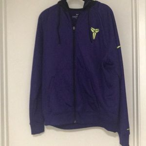 Nike Kobe Bryant hooded jacket